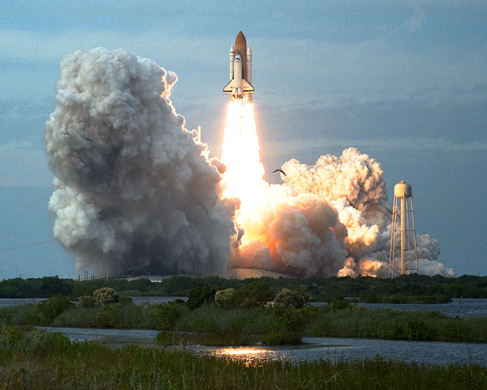 space shuttle columbia final moments - photo #38