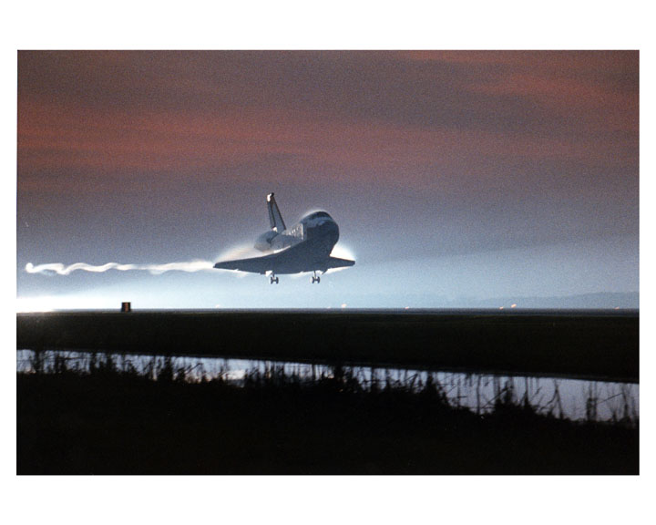 space shuttle columbia final moments - photo #46