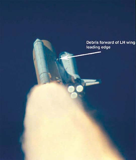 space shuttle columbia final moments - photo #23